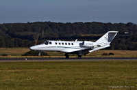 Cessna Citation [G-PEER]