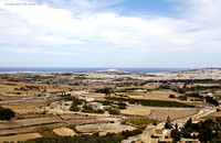 View from the Wall of Mdina