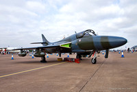 Hawker Hunter [G-BVGH]