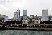Central Pier from the Star Ferry