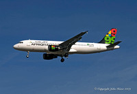 A320 Airbus [5A-ONA]