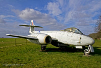Gloster Meteor F.8 [WH291]
