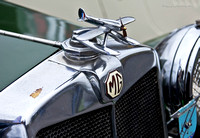 MG K1 Magnette Bonnet Ornament - 1933 [LJ 9000]