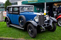 MG 18:80 Sports Six Mk.II Saloon - 1931 [GO 12]