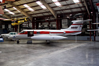 Gates Learjet [N888]