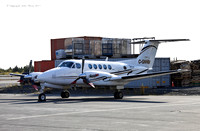 Beech King Air [C-GNHM]