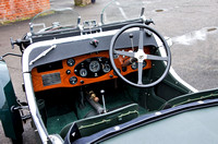 MG 12:12 M Type Interior - 1930 Replica [GH 4643]
