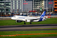 Airbus Industries A320 Airbus [F-WWBA]