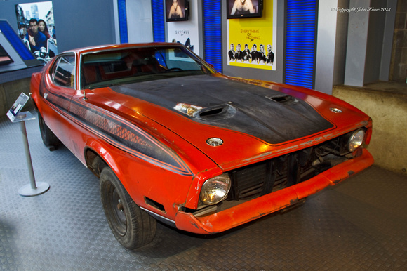 Ford Mustang Mach 1 - 1971