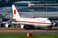 Japanese Air Force Boeing 747/4 [20-1101]